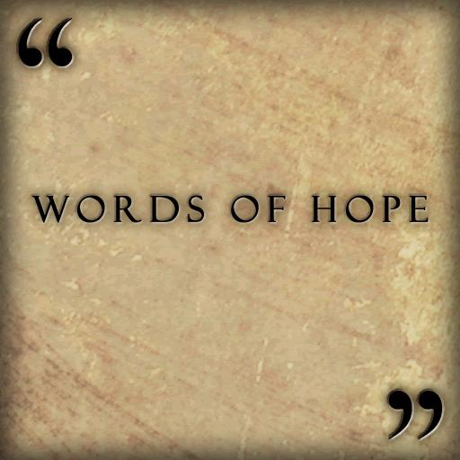 Words of Hope LOGO-APP點子