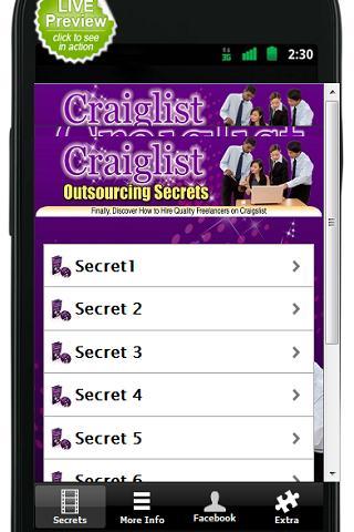 CraigsListOutsourcingSecrets
