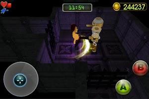 Screenshot of Pocket Fighter
