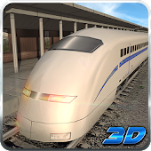 Download Bullet Train Subway Station 3D APK to PC