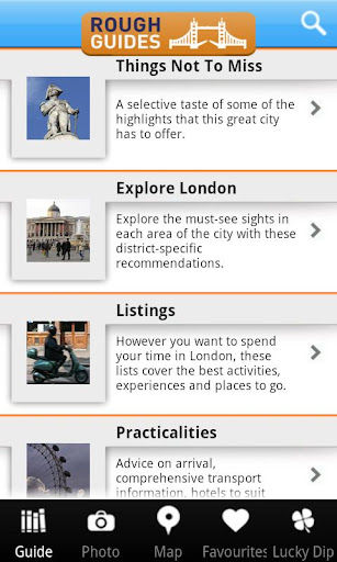 London: The Rough Guide