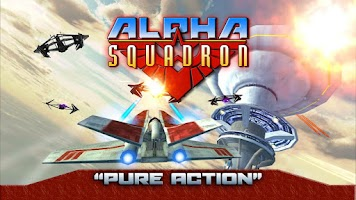 Screenshot of Alpha Squadron