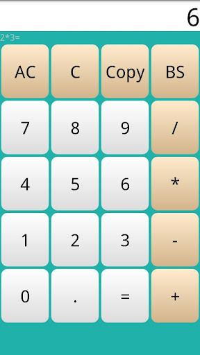 Colorful calculatorZ
