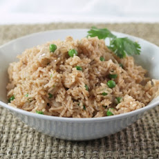 Basmati Rice With Peas
