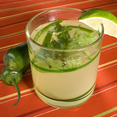 Pepper-Mint Limeade