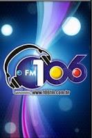 Screenshot of Rádio 106 FM