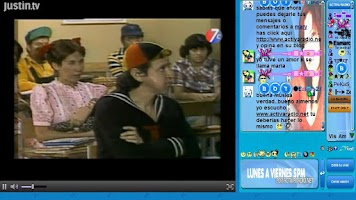 Screenshot of EL CHAVO TV