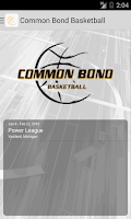 Screenshot of Common Bond Basketball