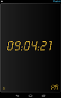 Screenshot of 24 Clock Widget