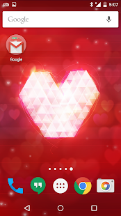 Valentines Day Live Wallpapers - screenshot