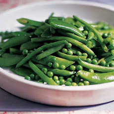 Steamed Summer Greens