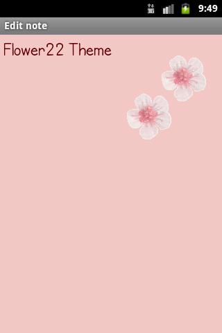 Flower22Theme