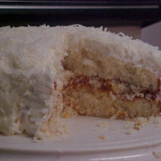 Mrs Cobb's Coconut Cake