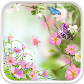Flowers Live Wallpaper APK for Bluestacks
