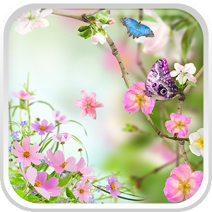 Flowers Live Wallpaper For PC (Windows & MAC)