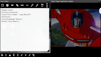 Screenshot of Multiscreen Multitasking THD