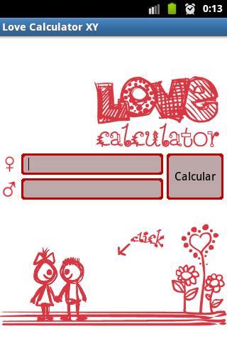 Love Calculator XY-XX