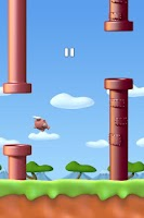 Screenshot of Flying Piggy