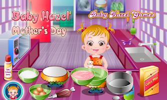 Screenshot of Baby Hazel Mothers Day
