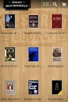 Screenshot of Deseret Bookshelf LDS e-reader