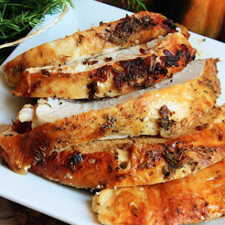 Turkey Breast Rub Recipes