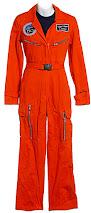 Main image of Claire Dereux's Orange ISO Flight Jumpsuit
