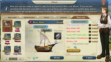 Screenshot of Bomb Beach: Uncharted Waters
