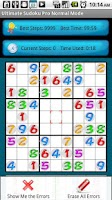 Screenshot of Ultimate Sudoku Free