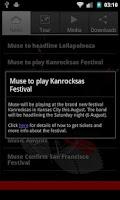 Screenshot of Muse Live