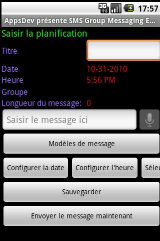 【免費通訊App】SMS Group Messaging E2 - FR-APP點子