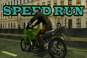 Screenshot of City Moto Races 3D