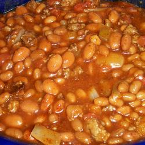 Texas Beans Ground Beef Recipes | Yummly