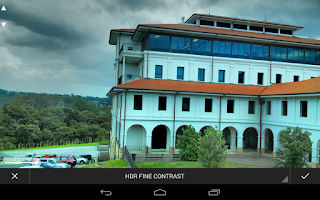 Screenshot of Snap Camera HDR