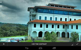 Screenshot of Snap Camera HDR