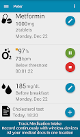 Screenshot of myFitnessCompanion - Health