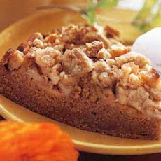 Pumpkin-Apple Streusel Cake