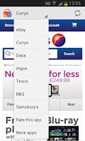 Screenshot of uShop: UK