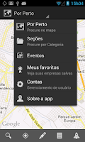 Screenshot of TudoTemAqui