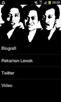 Screenshot of Warkop DKI