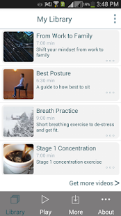 Stress and Anxiety Relief - screenshot