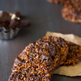 Almond Cookies Slivered Almonds Recipes