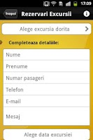 Screenshot of Taxi Bucharest