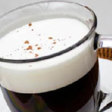 Irish Whiskey Cream Liqueur Coffee