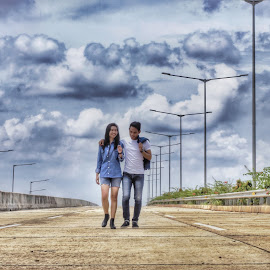 by Indra Putra - People Couples