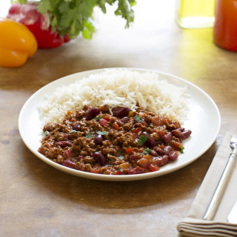 Quorn Meat Free Mince Chilli