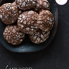 Mexican Chocolate Earthquake Cookie