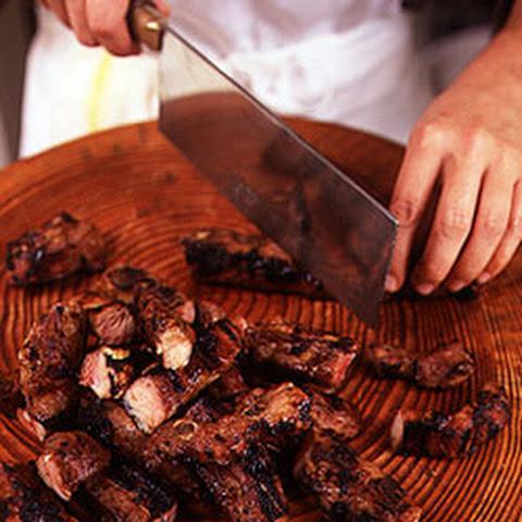 Hoisin Barbecue Ribs Recipe — Dishmaps
