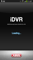 Screenshot of ABUS iDVR