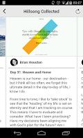 Screenshot of Hillsong