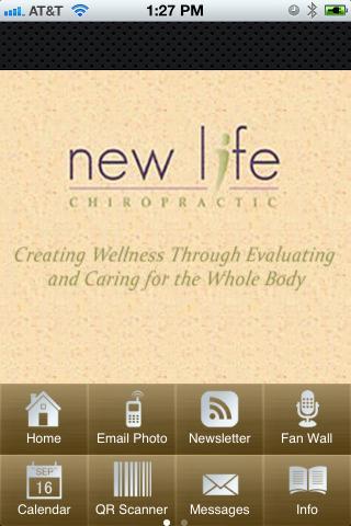 new life chiropractic